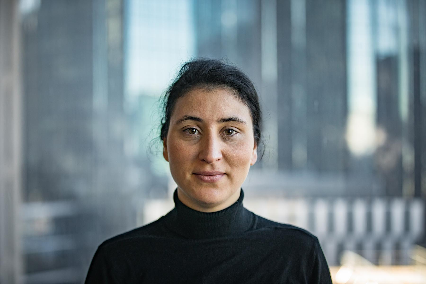 Zina Bencheikh Headshot