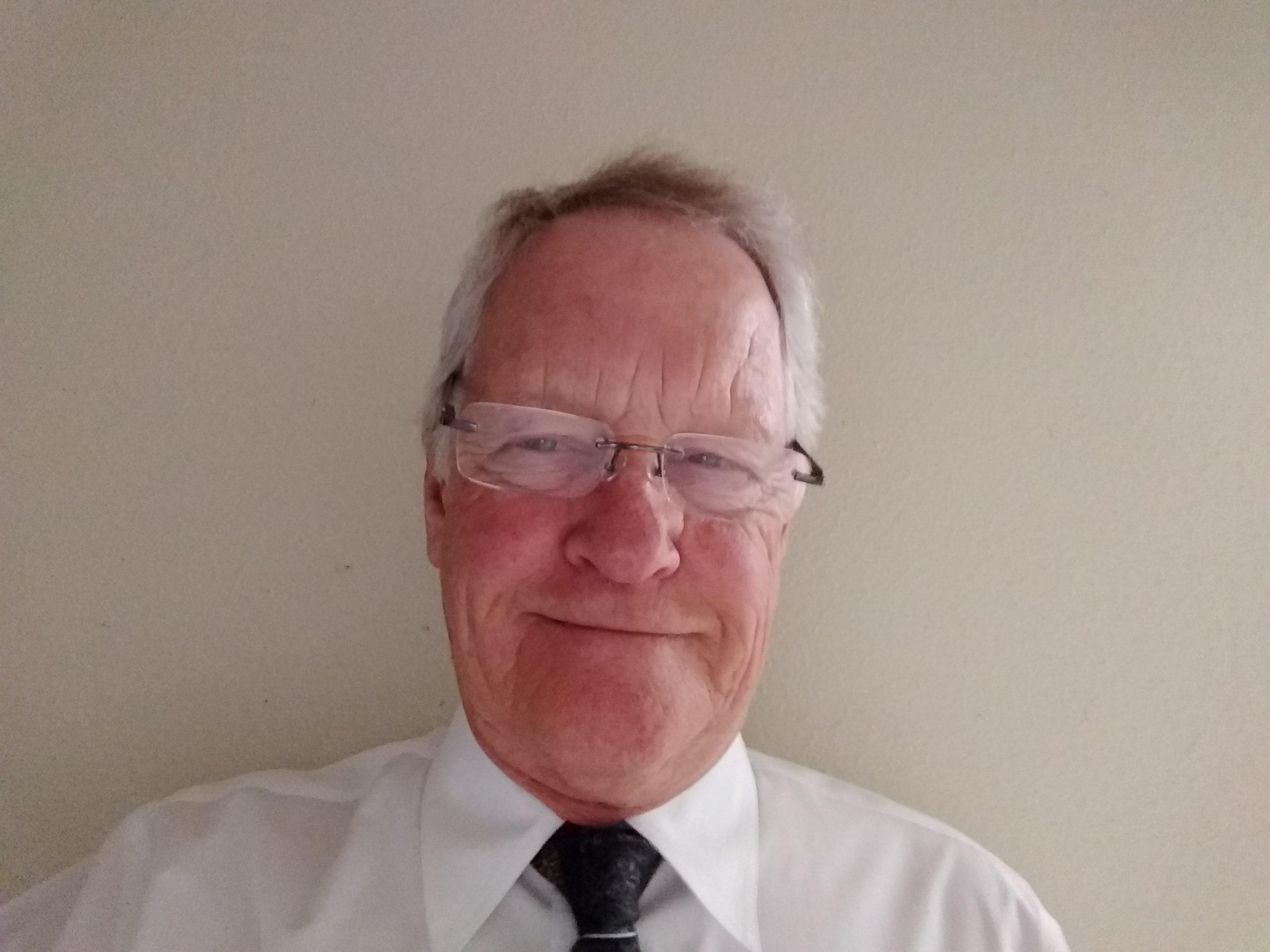 Philip Kithil Headshot