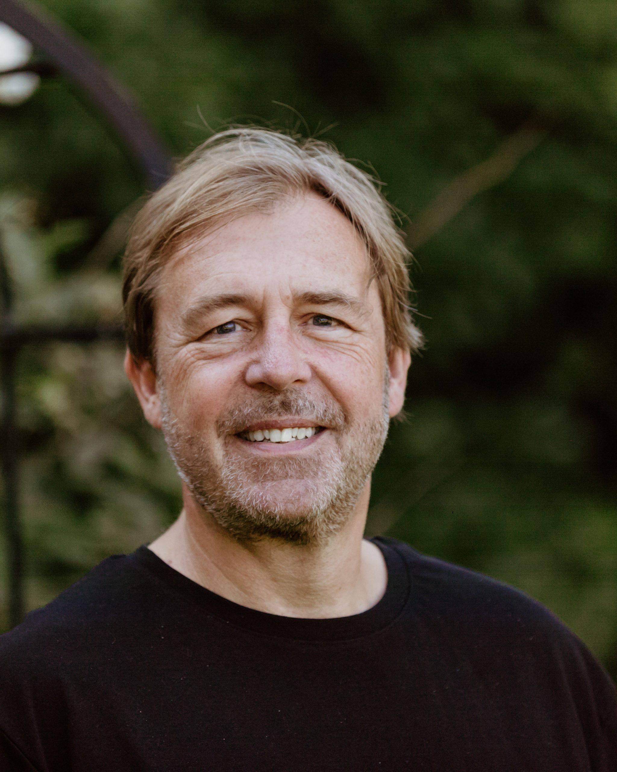 David Macdonald Headshot