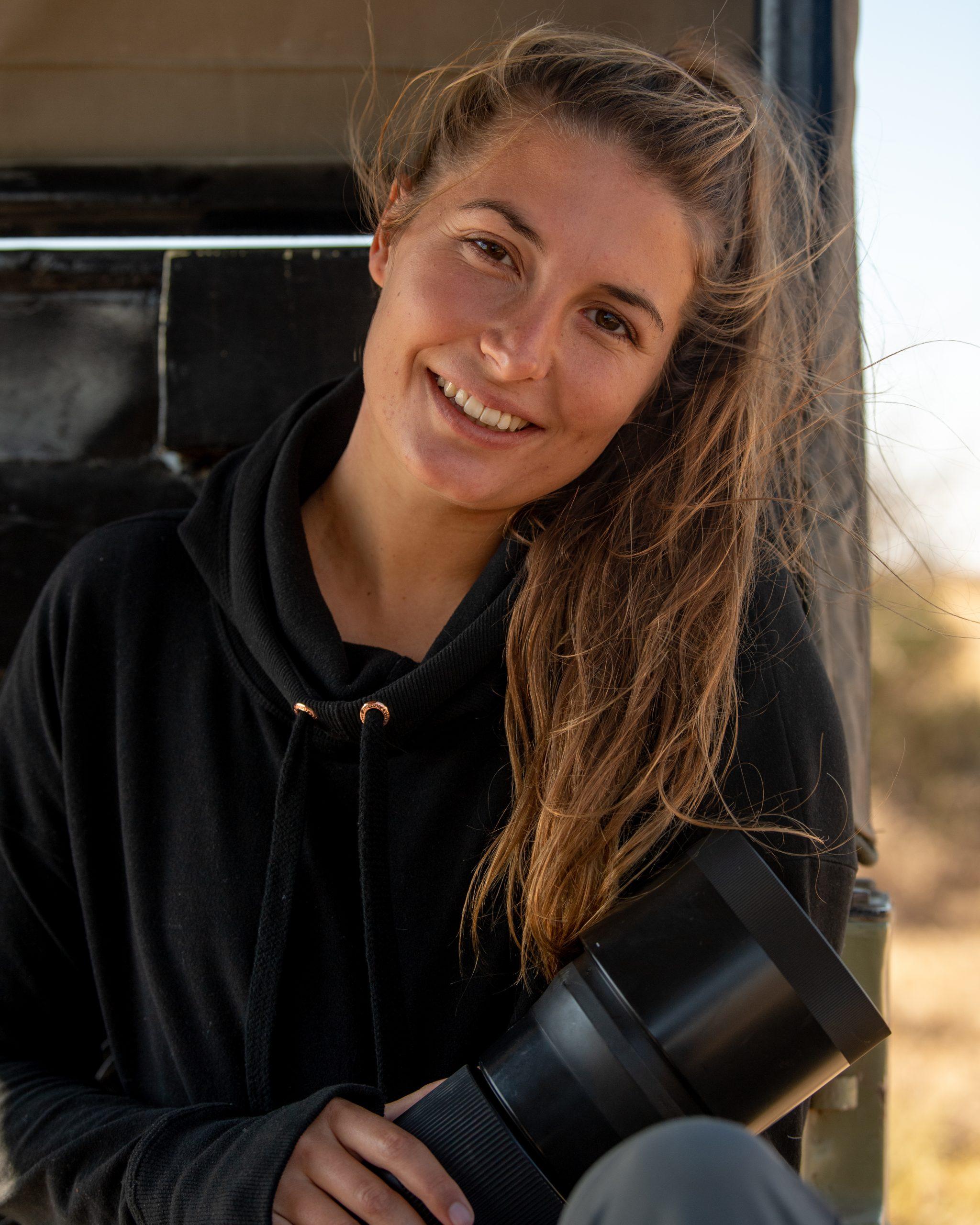 Lara Jackson Headshot