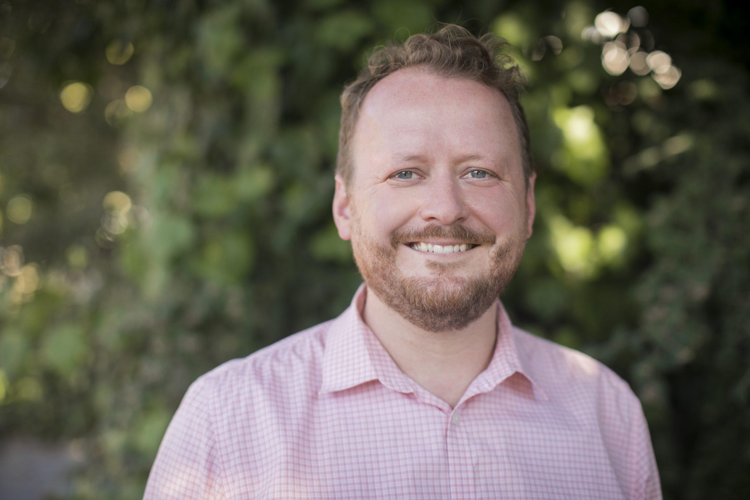 Chad Frischmann Headshot